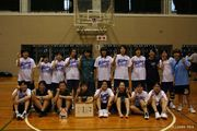 沖縄国際大バスケットボール部
