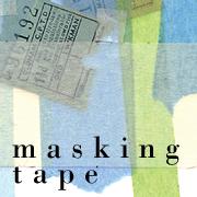 マスキングテープ好き。