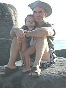 モロカイ島でセラピー