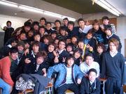 早大本庄2005年度 3年A組コミュ