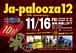 Ja-palooza(オフィシャル)