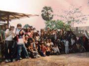 カンボジア2005年3月