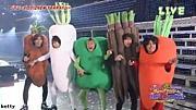 ★怯える野菜たちが可愛くて死ぬ