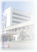 ☆新潟市民病院の輪☆