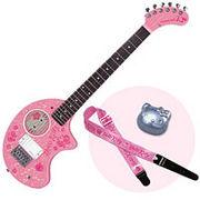ギターを弾く女の子♡