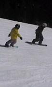 パパ・ママボーダー・スキーヤー