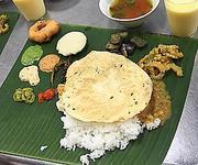 そろそろ南インド料理でしょ。