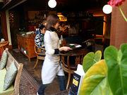 "CAFE ""Doji"" at Kyoto"