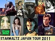 ★Starwaltz Japan Tour 2011♪