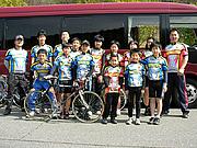 讃岐のサイクルスポーツ少年団