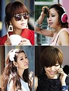 韓国女性シンガー