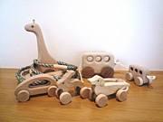 手作り木のおもちゃ『作楽工房』