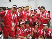 2007 W杯 韓国代表チーム