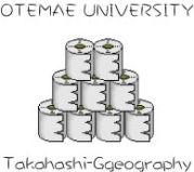 OTEMAE UNIV. t-geography '04