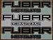 FUBAR wetsuits