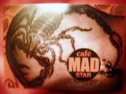 Caf'e MAD STAR