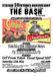 THE BASH 10周年 SURESHOTS LIVE