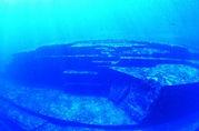 沖縄与那国島海底遺跡