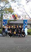 穂谷祭08 装飾バス停班