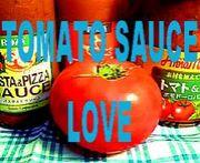 トマトソースが好き!