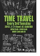 TIME TRAVEL[第三火曜]@NEO