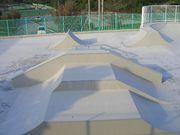 沖縄県のスケートボードパーク