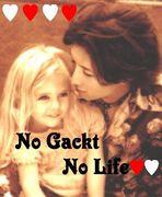 No Gackt No Life