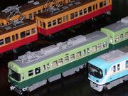 鉄道模型で京阪大津線