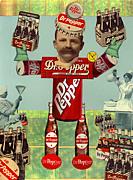 Dr.Pepperの虜 (at UofA)