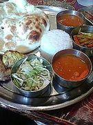 上本町でインドカレーを食す会