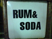 RUM&SODA