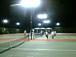 新町でテニス