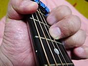"""ギターで""""Anji""""を弾く"""