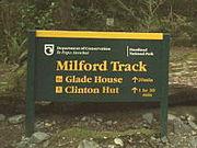ミルフォードトラック in NZ