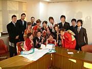 東郷中学 3年1組