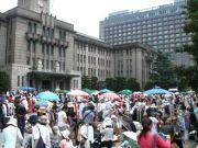 京都市役所前フリーマーケット