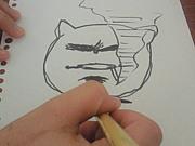 猫ども描きのボンさん