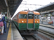 臨時列車・車両運用が濃い列車