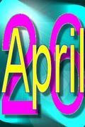 4月26日生まれ