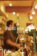 カフェバー pointone