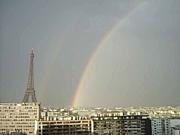 パリでアパート暮らし