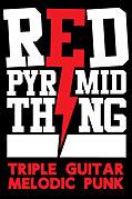 Red pyramid thing