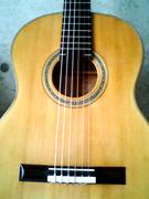 ナイロン弦のギターが好き
