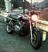 京都市 単車 400cc