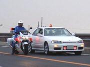 警察ナンパ(検問・取締り)