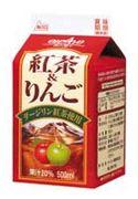 紅茶&りんご