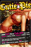 ☆Cutie Pie☆@CLUB JAM