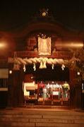 古三津の秋祭り