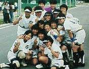 1998年国体女子ソフト千葉選