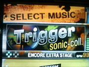 DDR Trigger /SONIC Coll